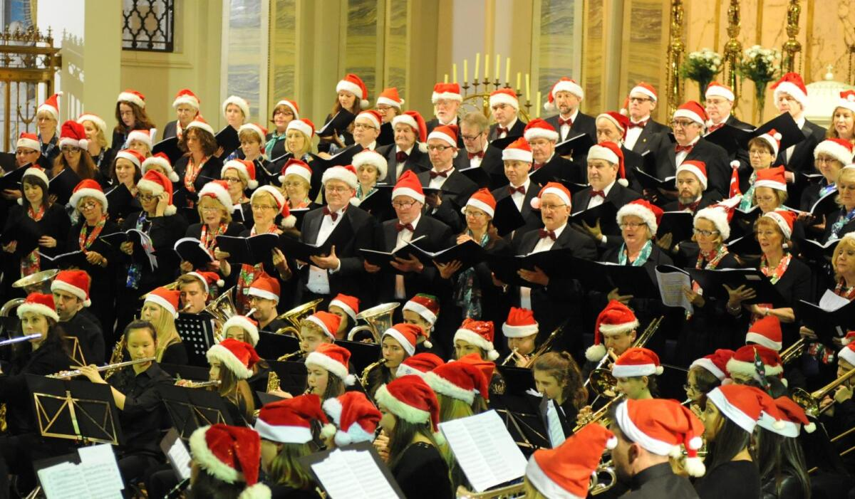 Christmas Choir.Mullingar Choral Society S Christmas Festival Westmeath
