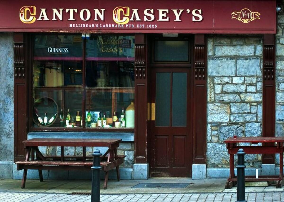 Irish Historic Towns Atlas Online: Mullingar | Royal Irish