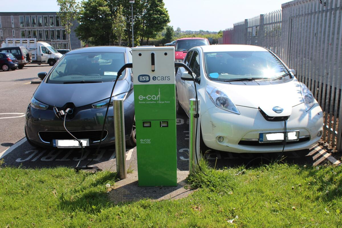 Westmeath has 23 electric vehicle charging points | Meath Chronicle