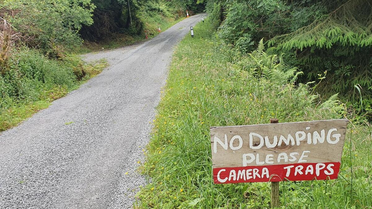 Familiar images from Castlebar walking festivals road