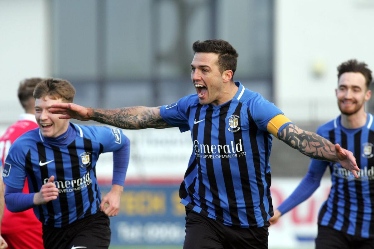 Offaly pair help Athlone Town claim shock FAI Cup win | Offaly Independent