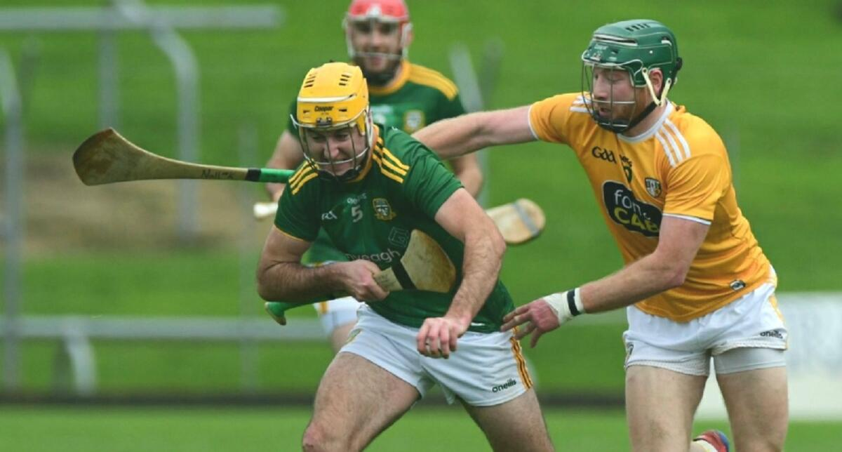 Antrim pose too many questions for Meath | Meath Chronicle
