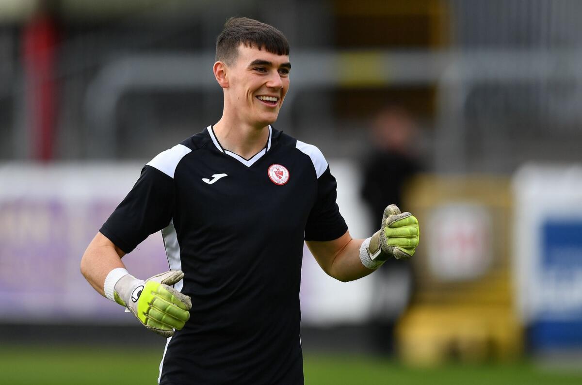 Mayo's Luke McNicholas joins Finn Harps on loan | Connaught Telegraph
